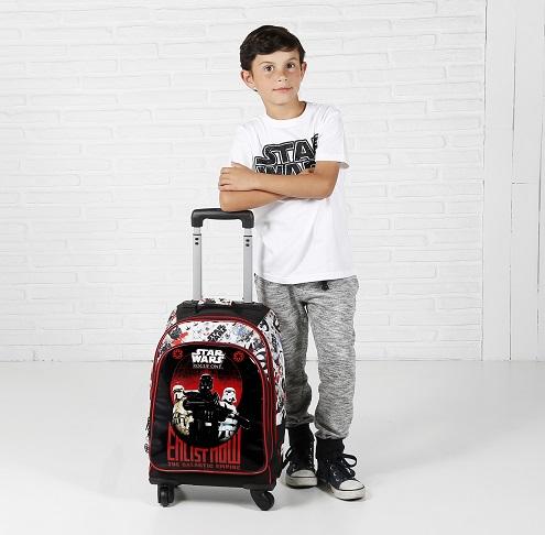 Consejos para darle un buen uso a una mochila con ruedas