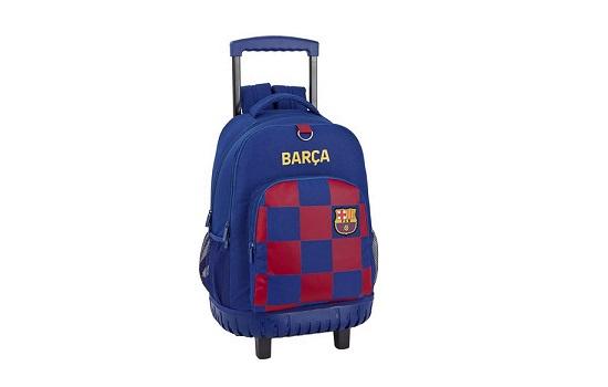 Mochilas con ruedas Barça